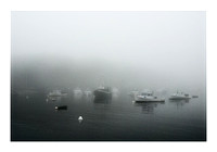 Fog at New Harbor