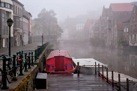 Back canal, Ghent, BE
