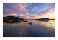Dawn at Bar Harbor II