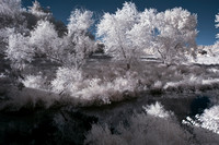 Shawsheen River basis, Infrared