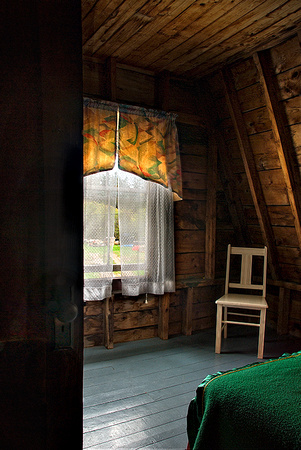 Rustic Room on Monhegan Island